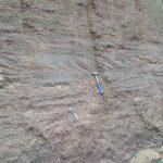 Cross-bedded sands in the Red Gravels of the Faringdon Sponge Gravels