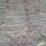 Cross-bedded sands in the Red Gravels of the Faringdon Sponge Gravels