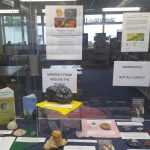 Witney library display